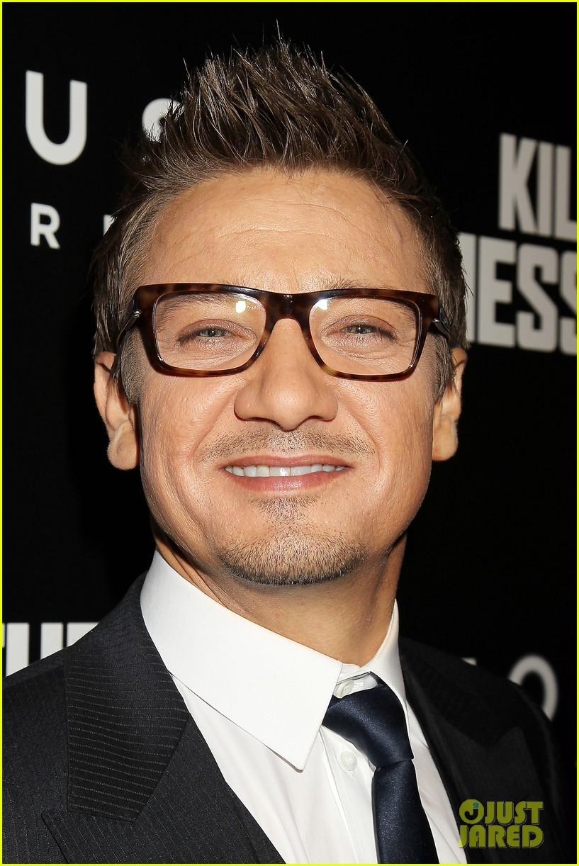 Jeremy Renner Wants to...