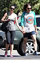 krysten ritter new boyfriend adam granduciel hit the gym 11