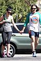 krysten ritter new boyfriend adam granduciel hit the gym 15