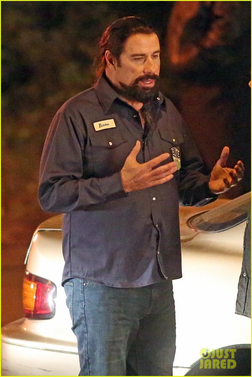 John travolta puts his life on the line as an electrical repairmen