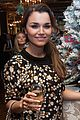 samantha barks boyfriend richard fleeshman are totally in the holiday spirit 02
