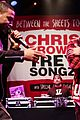tyga makes chris brown trey songs tour announcement press conference 11