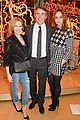 salma hayek jeremy irvine turn on christmas lights 08