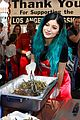 kylie jenner tyga do good deed on thanksgiving eve 01
