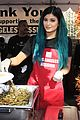 kylie jenner tyga do good deed on thanksgiving eve 03