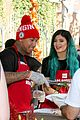kylie jenner tyga do good deed on thanksgiving eve 07