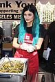 kylie jenner tyga do good deed on thanksgiving eve 15