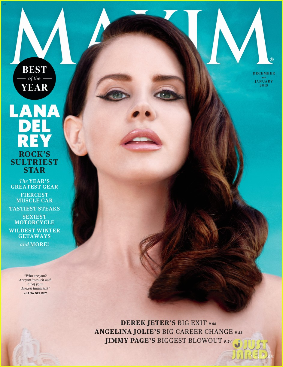 Lana Del Rey Says Darker Hair Had A Big Effect On Peoples - Hair style change photo effect