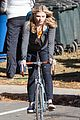 chloe moretz bikes around 5th wave set 03