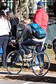 chloe moretz bikes around 5th wave set 07
