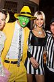 patrick schwarzenegger sister katherine keek out at justjareds halloween party 19