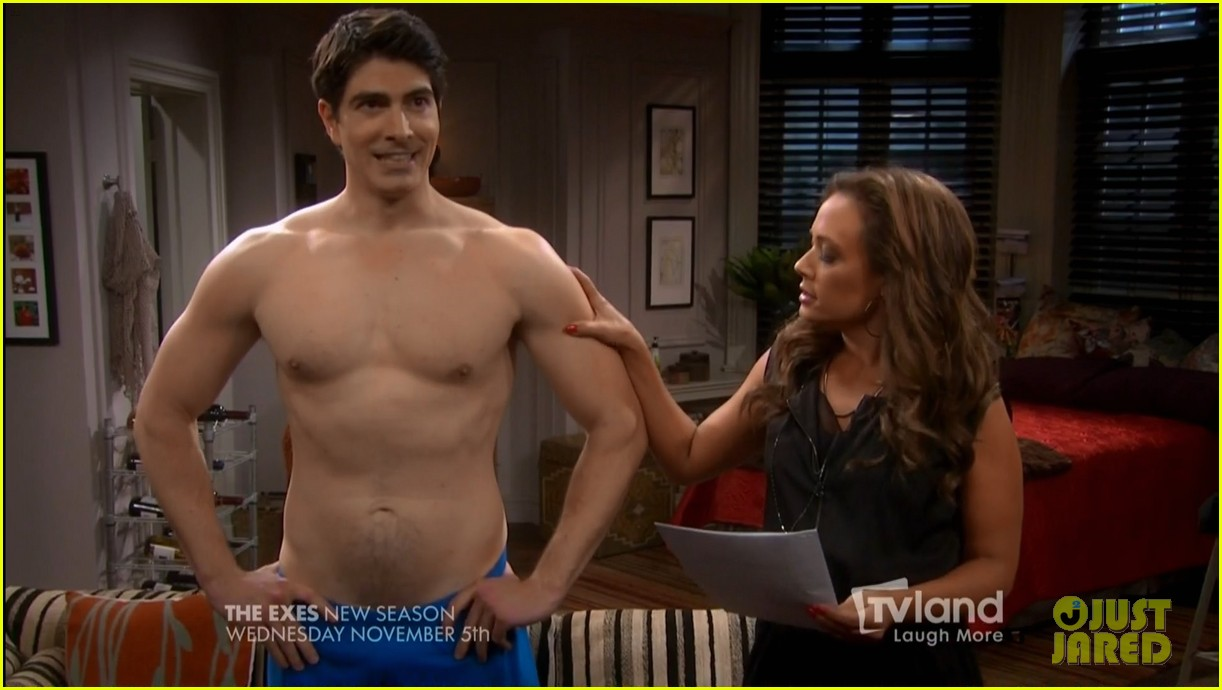 brandon routh workout - photo #18