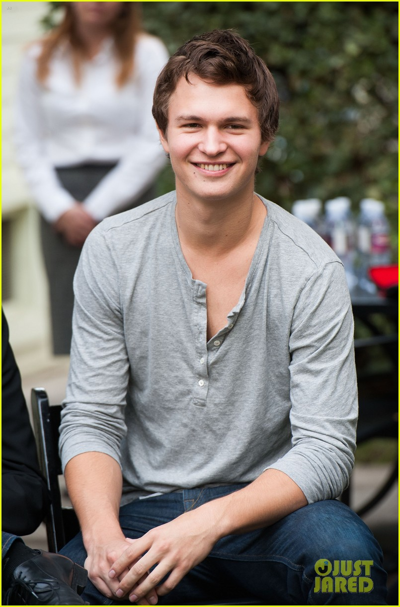 ansel elgort thief рингтон