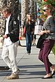 charlize theron sean penn date at ivy 03