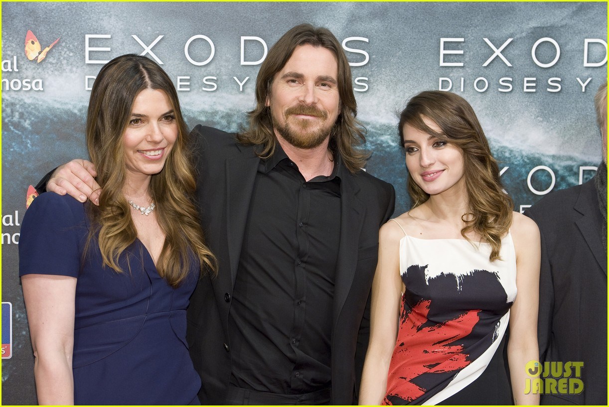 christian bale exodus gods kings photocalls 10