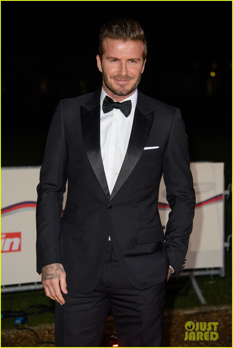 Full Sized Photo of david beckham drreamy at sun military ... Liam Neeson