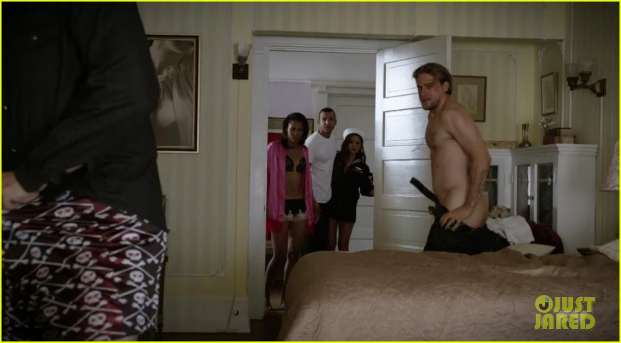 The girls of sons of anarchy nude