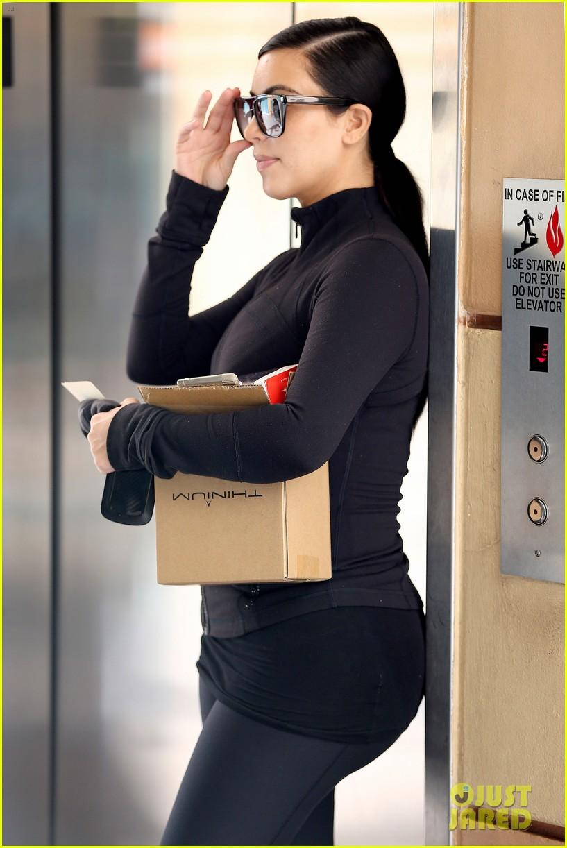 Kim Kardashian Flat Butt 81