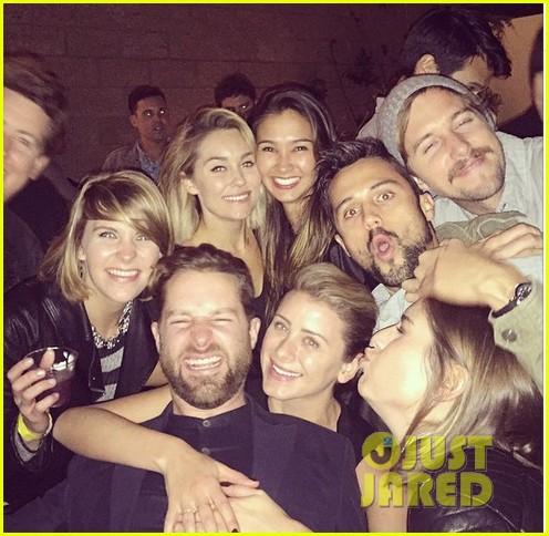 Full Sized Photo Of Lauren Conrad Lo Bosworth Laguna Beach Reunion 03 Photo 3253208 Just Jared