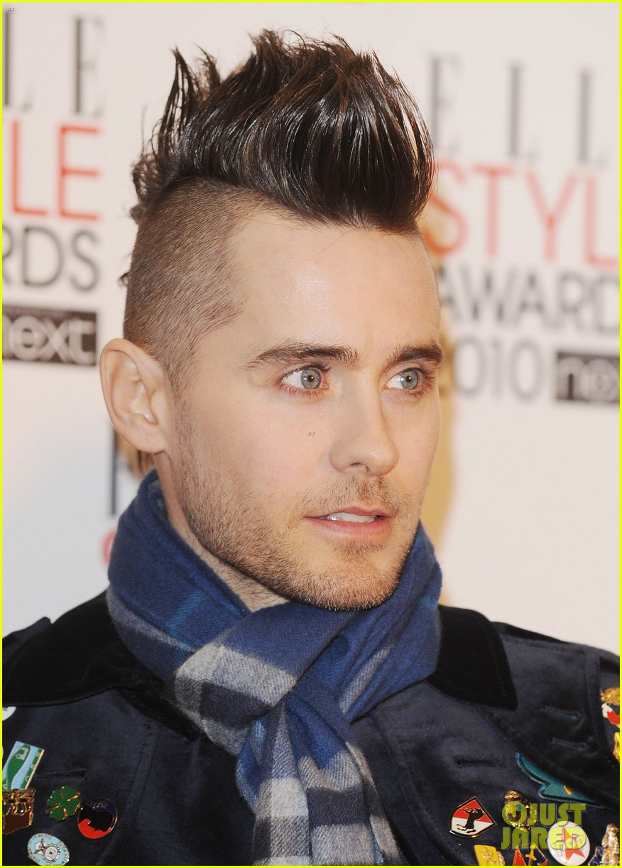 Jared Leto For Nylon Guys: How The Fuk Is Jared Leto 43 And Still Look Like He's 22