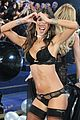 adriana lima alessandra ambrosio walk the runway in fantasy bras 07