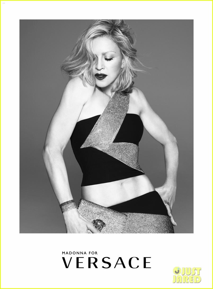 madonna lands new versace campaign 02