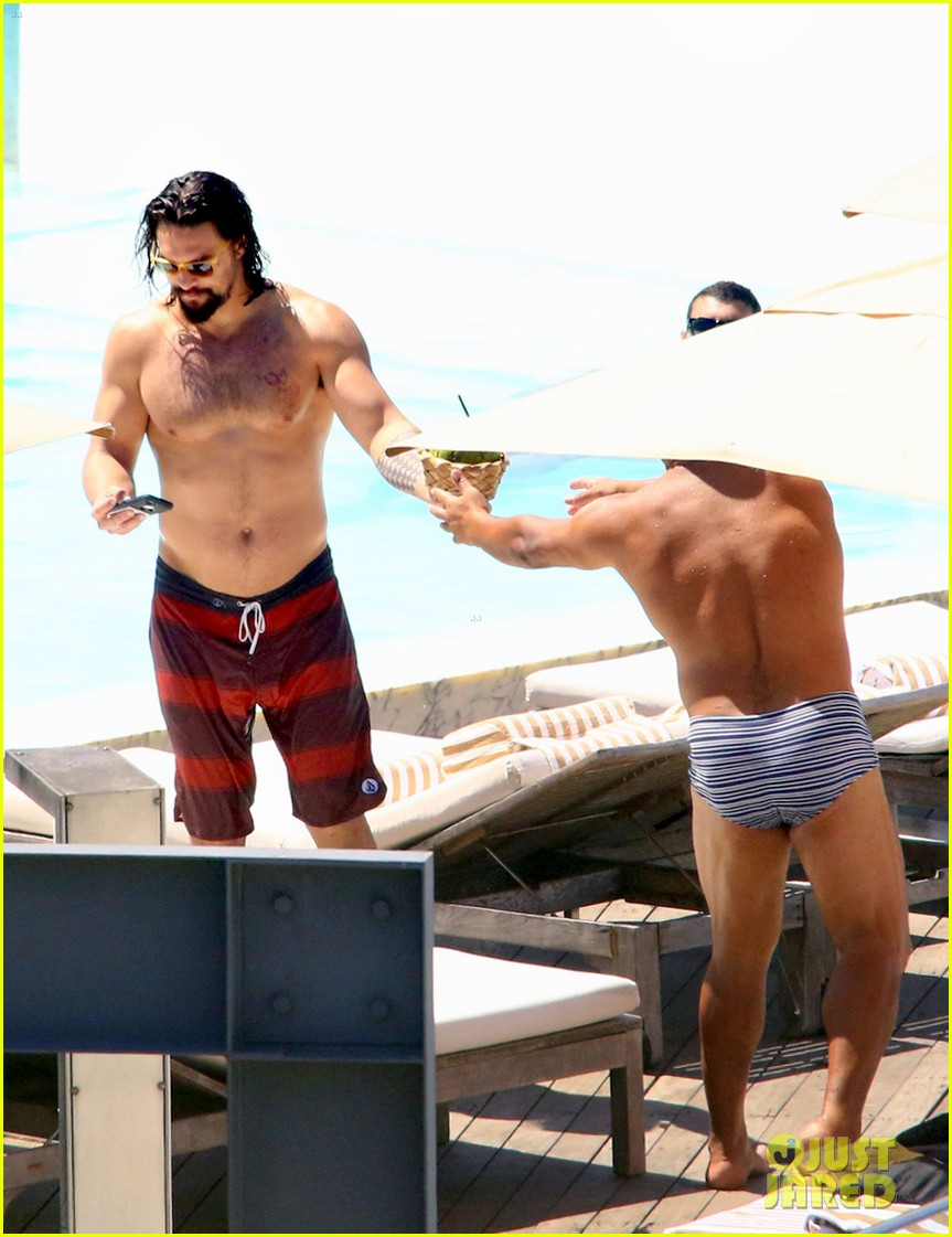 We finally found out how Jason Momoa got THAT (very real ... |Jason Momoa Body Scars