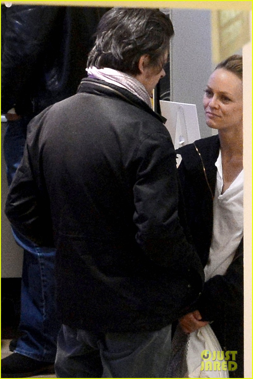 Vanessa Paradis Gets the Look of Love From Boyfriend ... Vanessa Paradis Boyfriend