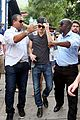 paul wesley buff arms sightseeing brazil 13
