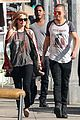 ashlee simpson evan ross sunday shopping sweethearts 13