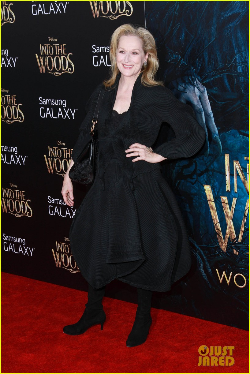 meryl streep into the woods premiere 053257881