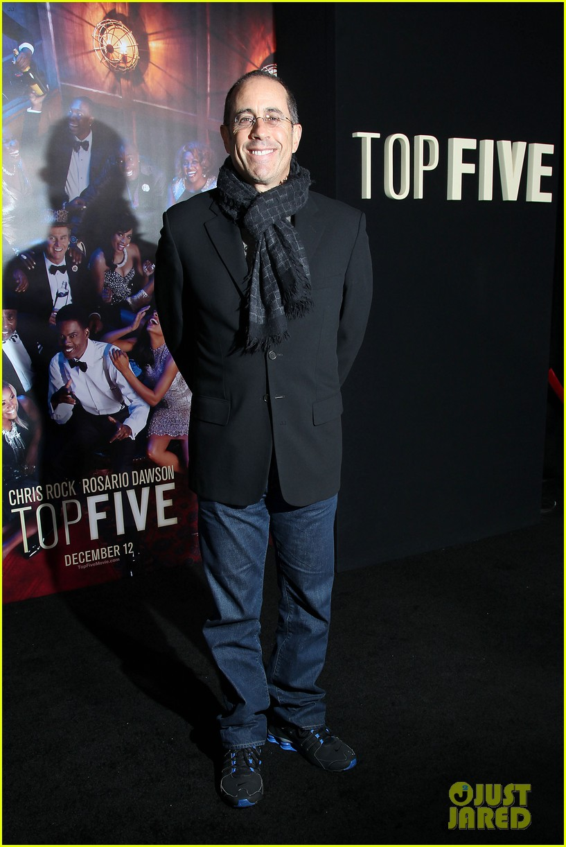 kanye west joins cast of top five at new york premiere 063254599