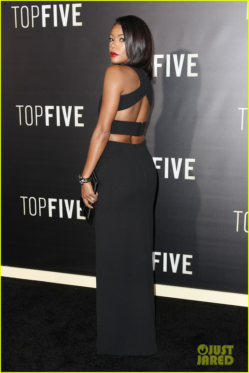 kanye west joins cast of top five at new york premiere 153254608