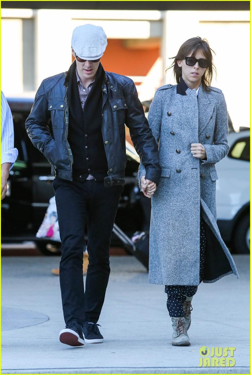 Benedict Cumberbatch Isn't Rushing His Wedding to Sophie Hunter: 'One ...
