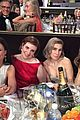 lena dunham topless covers her nipples in pasties before golden globes 2015 03