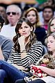 jennifer garner violet clippers game 17