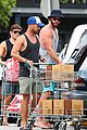 liam hemsworth paints his toenails the colors of the rainbow 20
