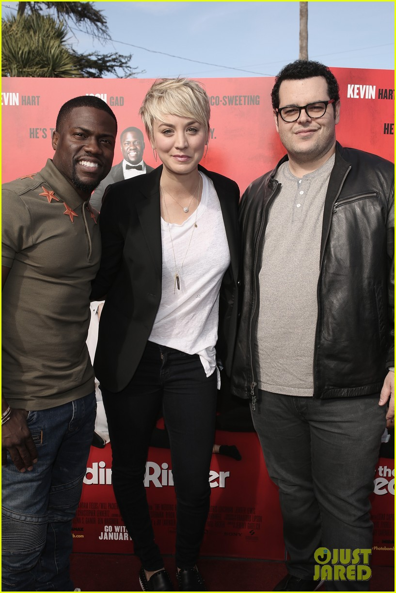 Kaley Cuoco Screens The Wedding Ringer For The U S Troops