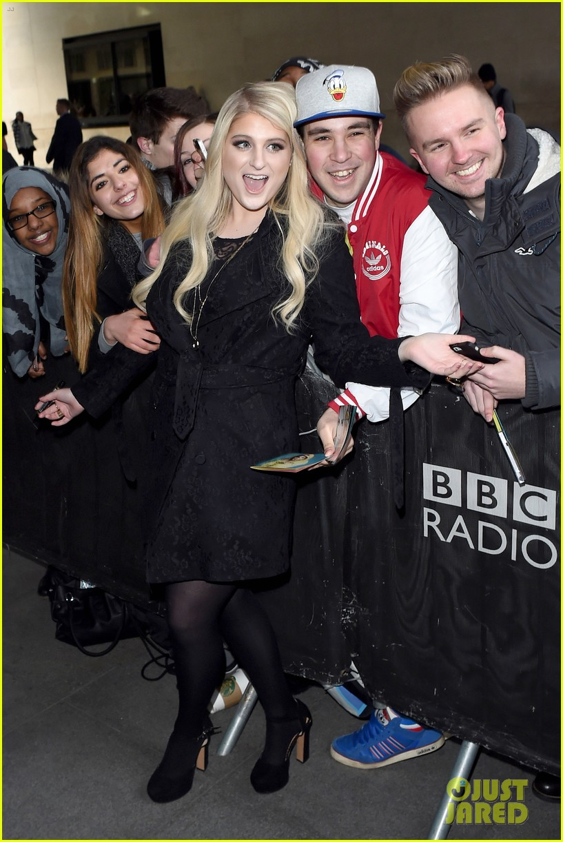 Meghan trainor on duet with harry styles it s real photo 3284375