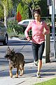 nikki reed jogging on nye 09