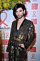 elizabeth olsen joins dita von teese conchita wurst at sidaction gala 22