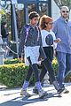 willow smith flashes a peace sign 11