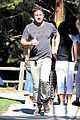 Photo 12 of Gerard Butler Shows Off His Pecs During a Jog