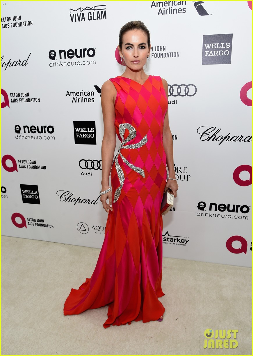 Camilla Belle oscars 2015
