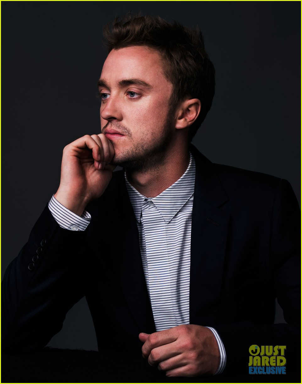 Tom Felton Was Devastated To Be Sorted Into Gryffindor
