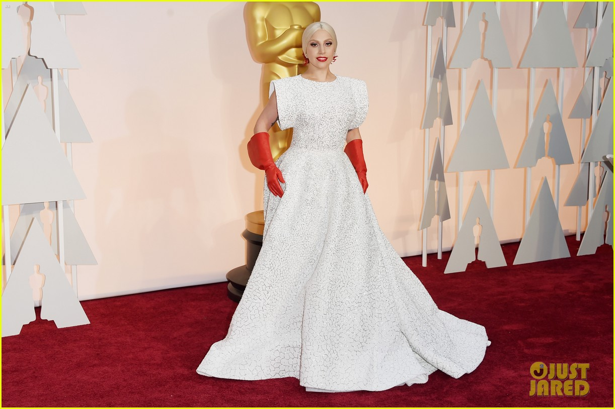 lady gaga oscars 2017 - photo #18