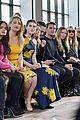 kate hudson lily aldridge michael kors fashion show 03