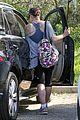 milla jovovich baby bump is getting bigger bigger 11