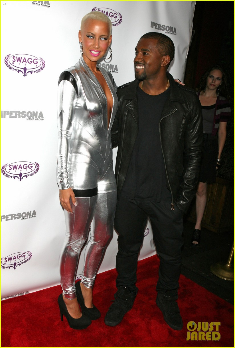 WTF! Kanye West Physically Abused Amber Rose?! | Z 107.9