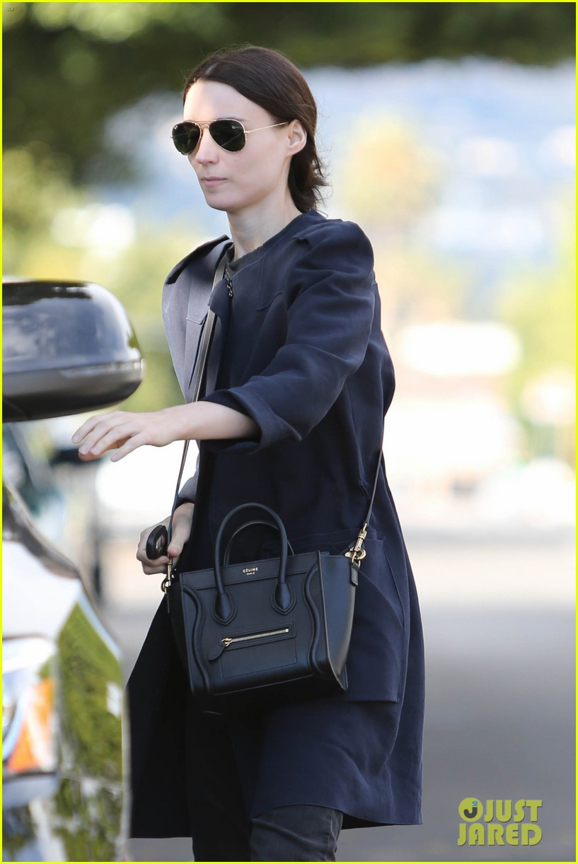 Rooney mara reveals 39 girl with the dragon tattoo 39 sequel for Sequel to girl with dragon tattoo